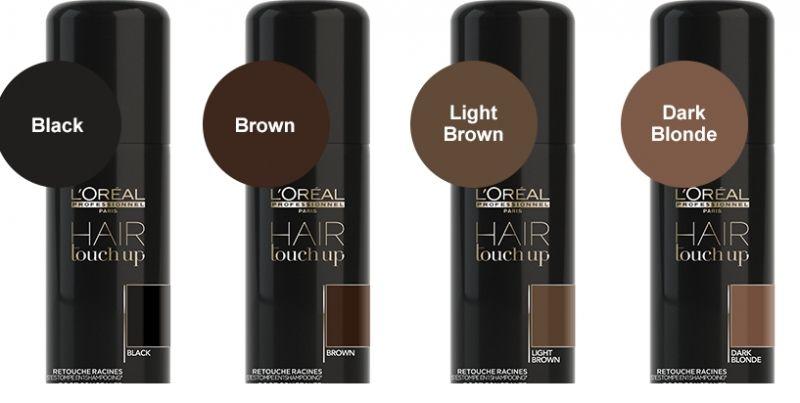 Hair Touch de L'Oréal Professionnel, retoca tus raíces.