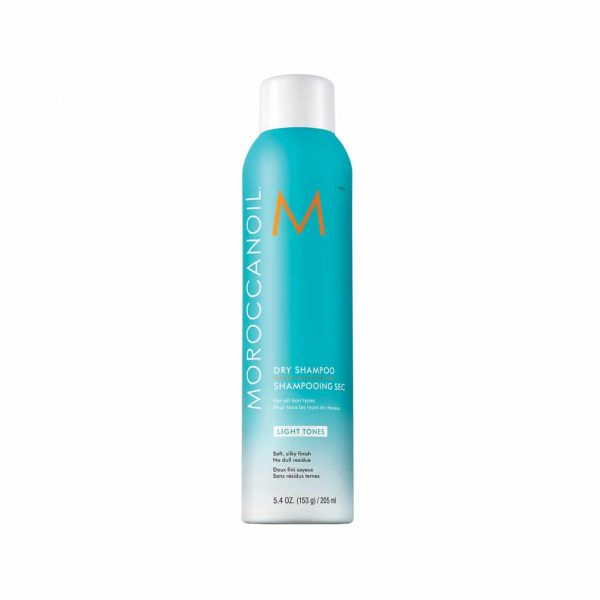 Moroccanoil dry shampoo light tones 205ml | TuChampú
