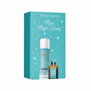 Moroccanoil mini kit dark tones | TuChampú