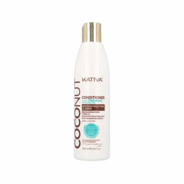 Acondicionador Coconut Kátiva 250 ml
