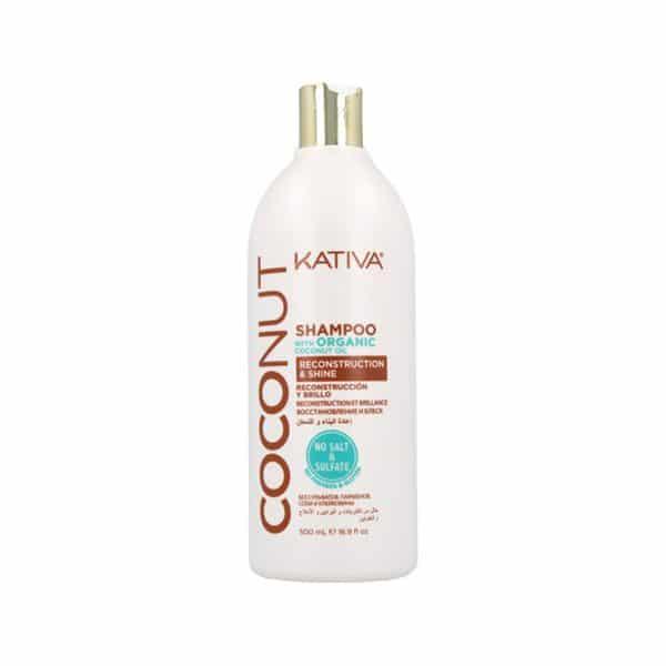 Champú Coconut Kátiva 500 ml