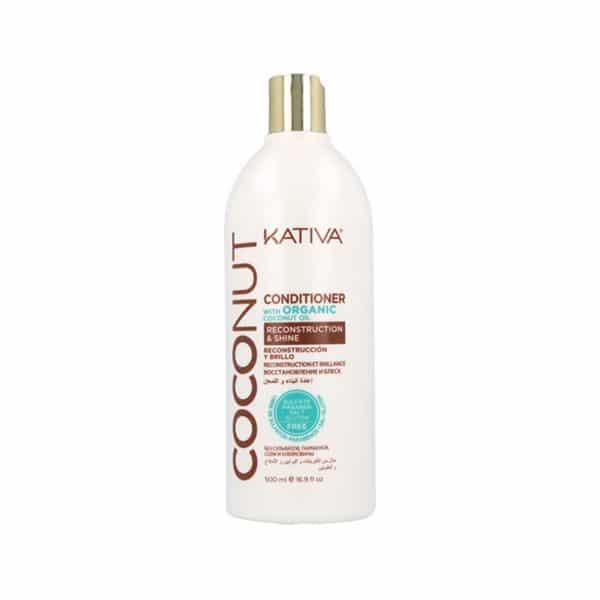 Acondicionador Coconut Kátiva 500 ml