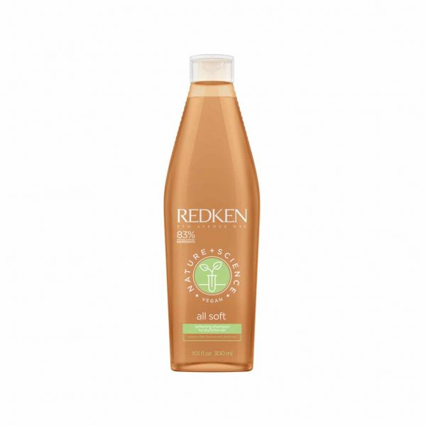 Redken Nature and Science All Soft 300ml | TuChampú