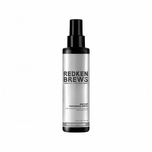 Redken Brews Instant Thickening Spray 125ml | TuChampú