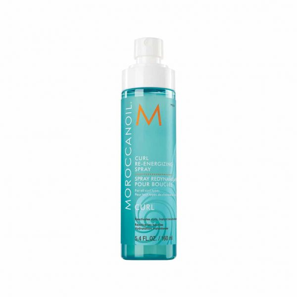 Spray reactivador de rizos Moroccanoil 160ml | TuChampú