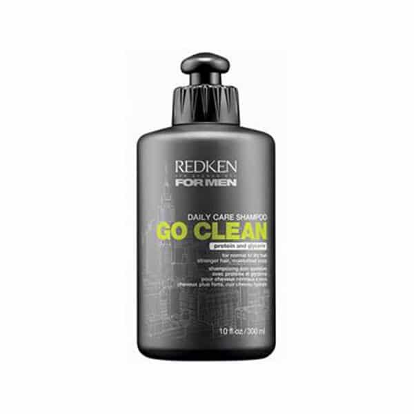 Go Clean Champú Redken for Men 300 ml | TuChampú