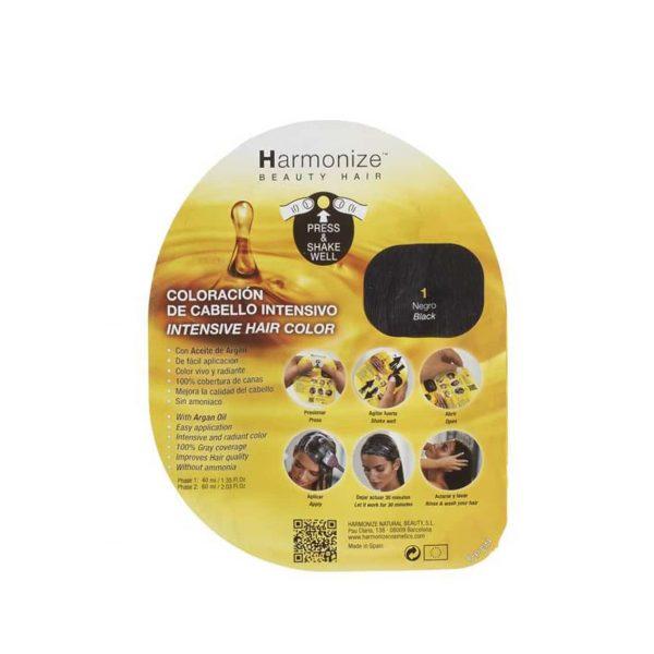 Harmonize tinte tuchampu