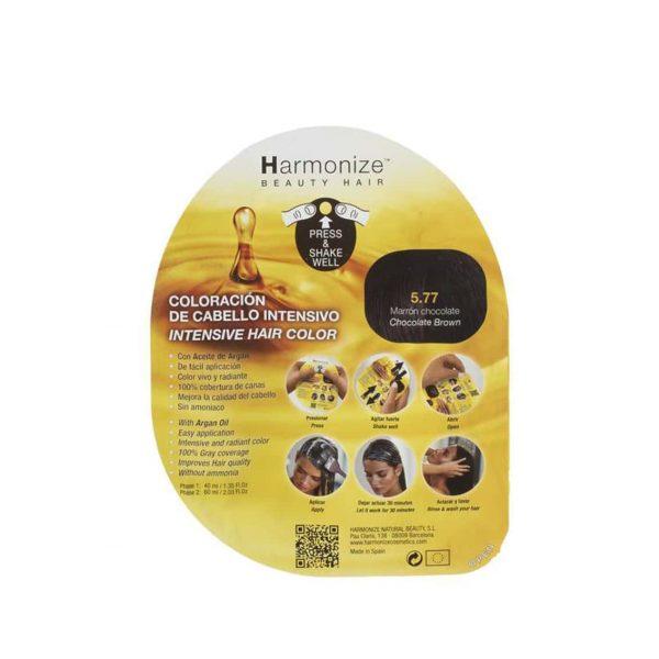 Harmonize tinte tuchampu 5.77