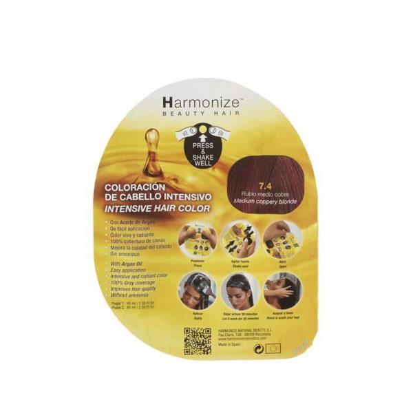 Harmonize tinte tuchampu 7.4