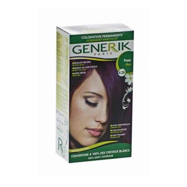 Kit Coloración Generik 4