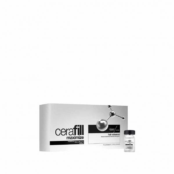Redken Cerafill Aminexil 10 ampollas de 6ml | TuChampú