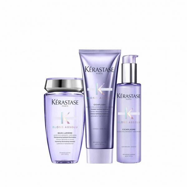Bain Lumiére 250ml + Cicaflash 250ml + Cicaplasme 150ml