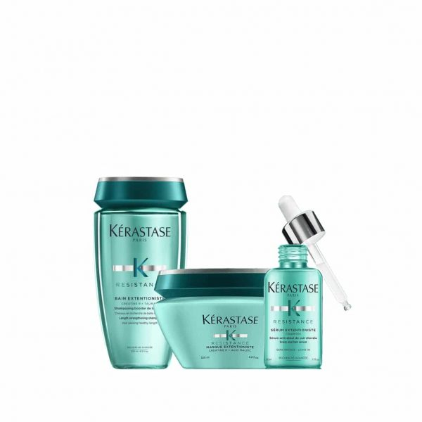 Bain Extentioniste 250ml + Masque Extentioniste 200ml + Sérum Extentioniste 50ml