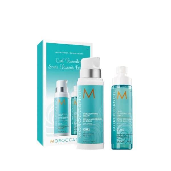 Pack especial para cabellos rizados. Define y revie tus rizos en cualquier momento con este pack específico para cabellos rizados.
