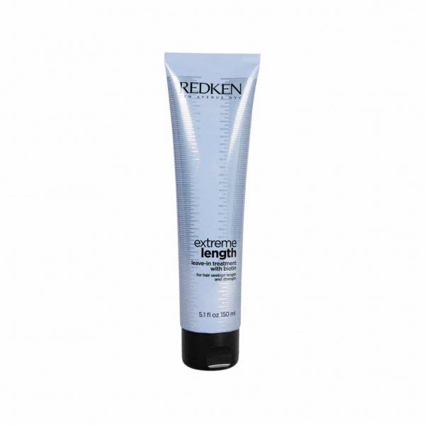 Tratamiento fortalecedor sin aclarado para cabellos largos y propensos a la rotura.