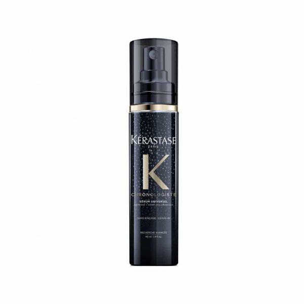 Kerastase Chronologiste Sérum de lujo con perlas regenerante para revitalizar el cuero cabelludo y el cabello.