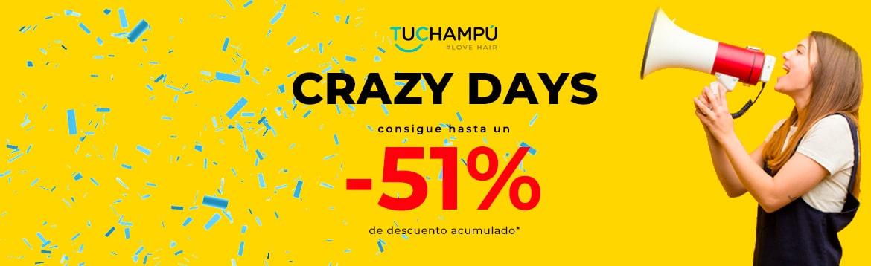 Crazy Days Tu Champú