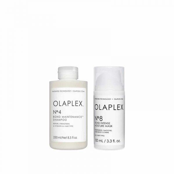 Pack olaplex 4 y 8