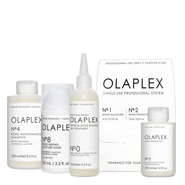 Tratamiento en casa Olaplex